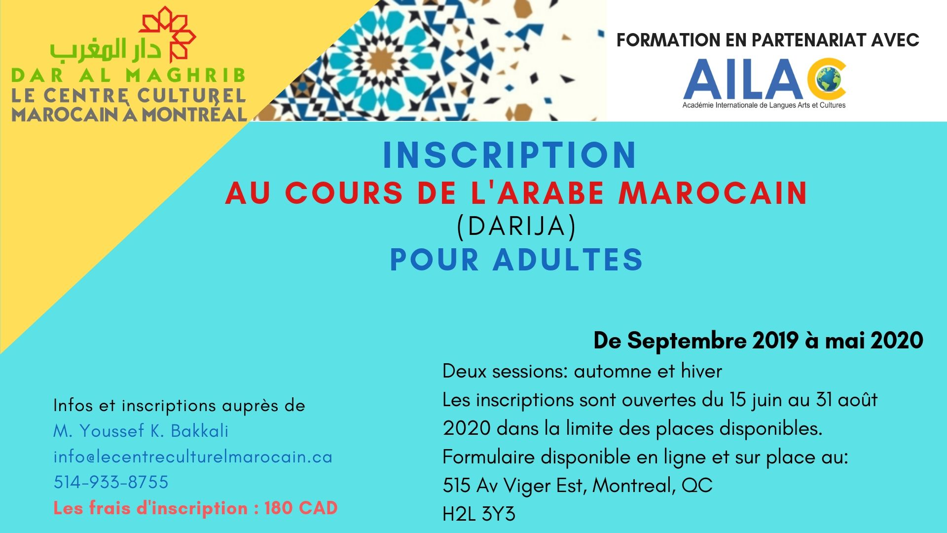 rencontre arabe a montreal