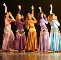 Cours de danses folkloriques marocaines Hiver 2017