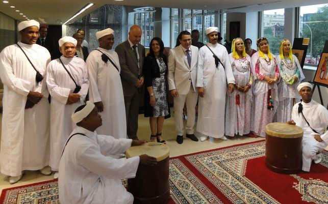 Dar-el-maghrib avec ministre