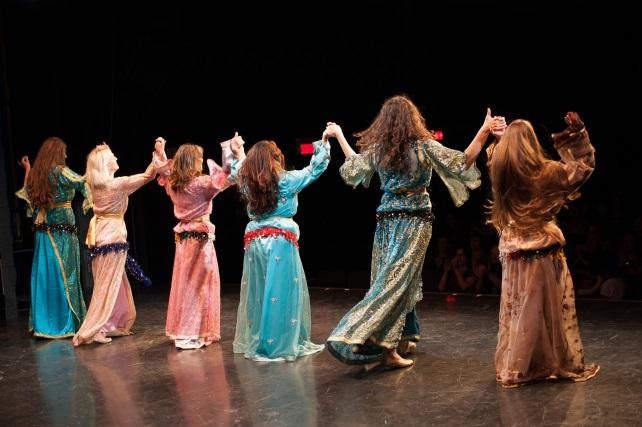 Cours de danses folkloriques marocaines Automne  2017