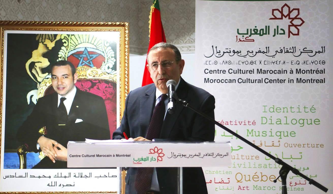 العمراني يروّج أمام الكنديين لتفرد النموذج التنموي المغربي