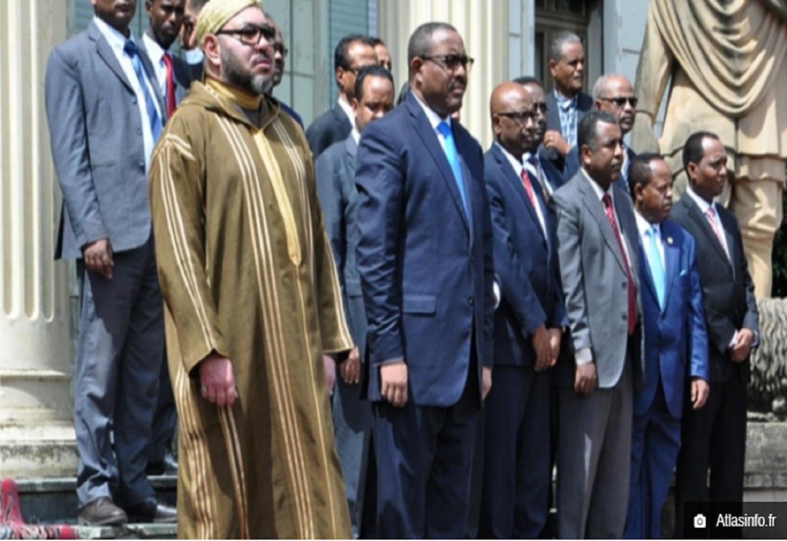 Conférence internationale :La nouvelle politique africaine du Maroc