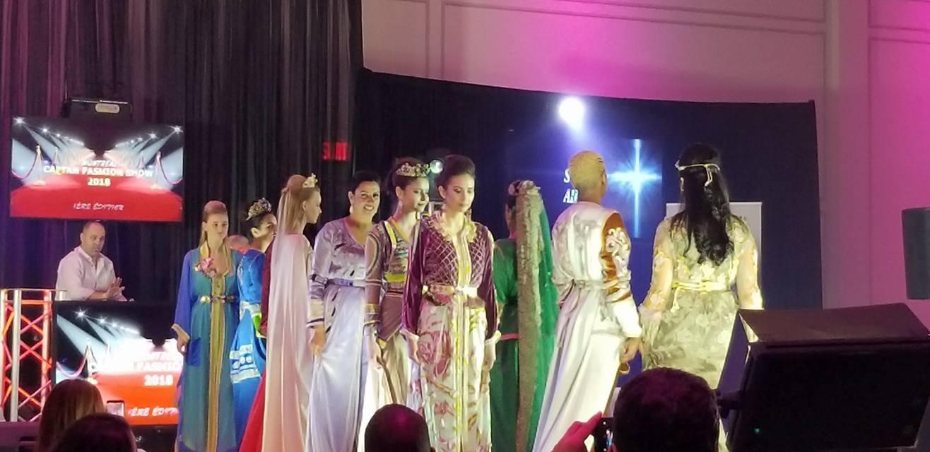 Dar Al Maghrib fière partenaire de la première édition du Caftan Show Montréal