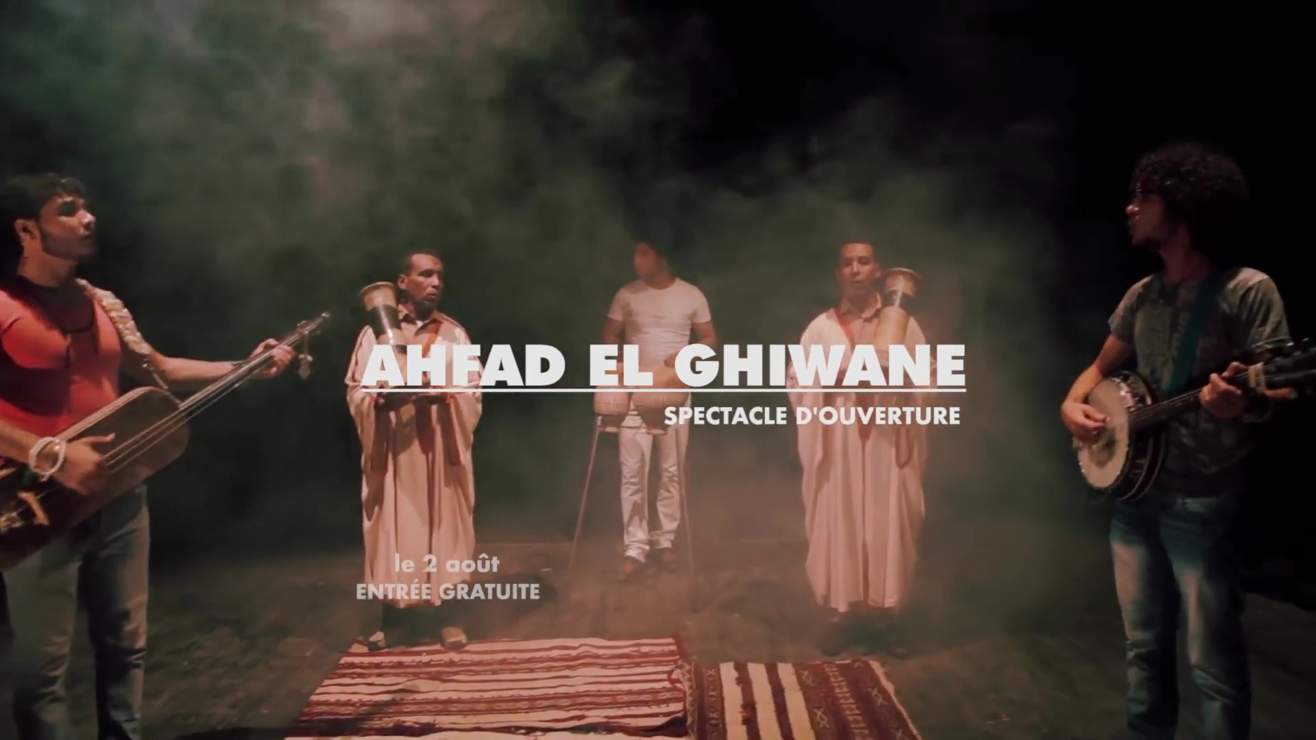 Orientalys 8_Ahfad El Ghiwane     FREE/Gratuit