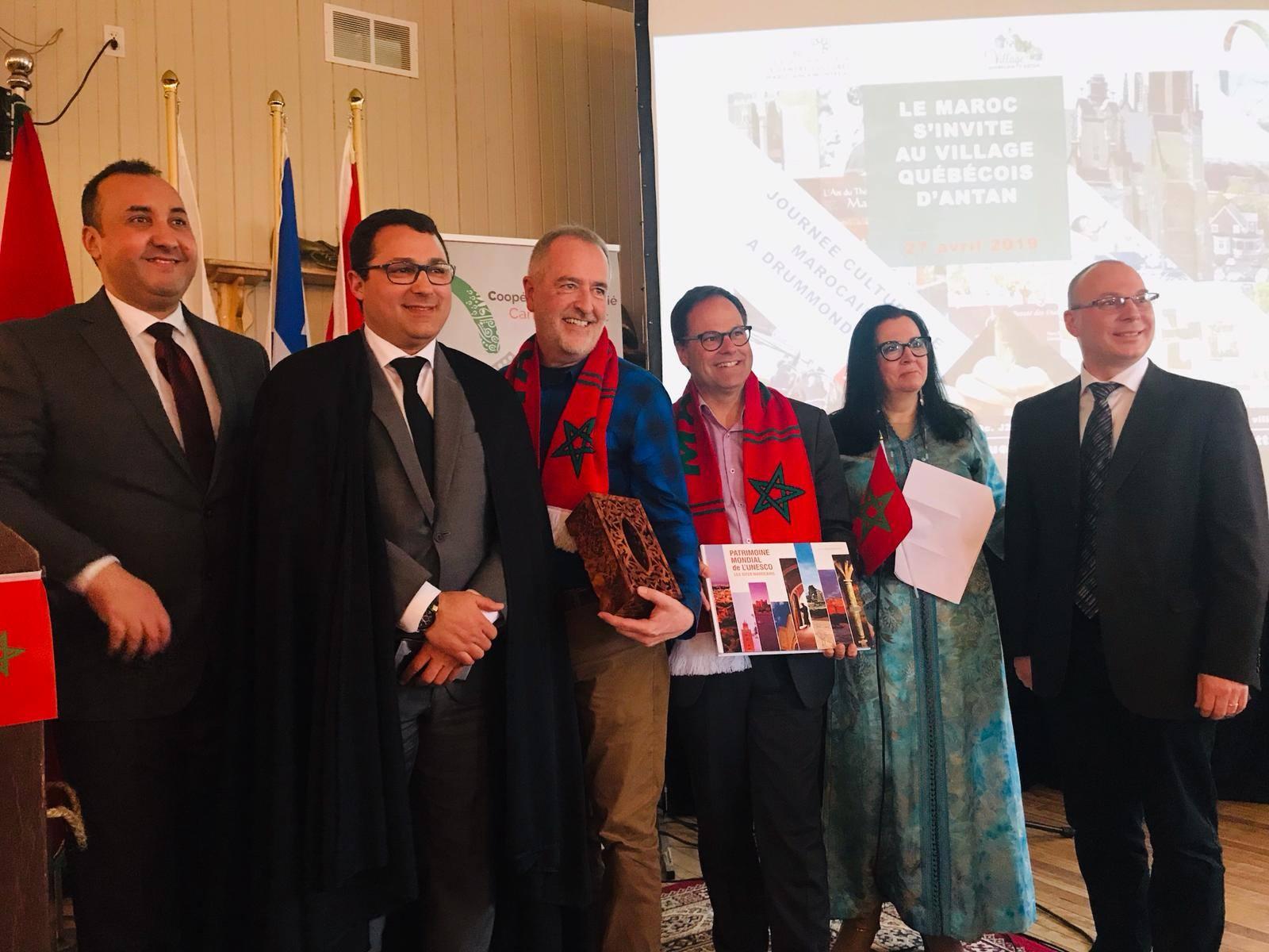 La culture marocaine du partage et du vivre-ensemble à l'honneur au Québec