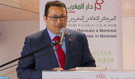 Sept ans d'existence Dar Al Maghrib